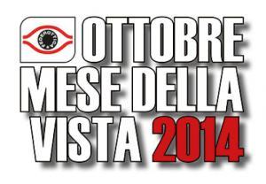 Ottobre 2014: mese della vista